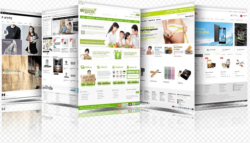 Thiết kế website bán hàng chỉ mới là bước khởi đầu