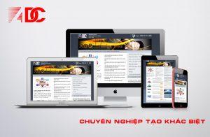 Công ty Thiết kế web ADC