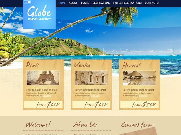 Thiết kế website du lịch phải tích hợp đa dạng ngôn ngữ cho người dùng
