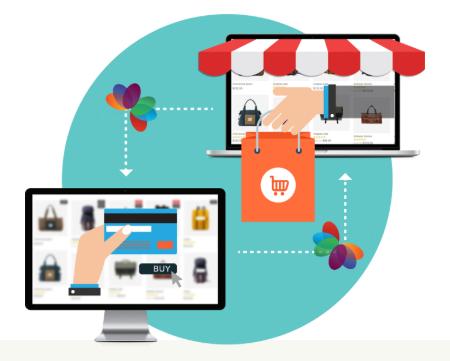 thiết kế website bán quà lưu niệm.