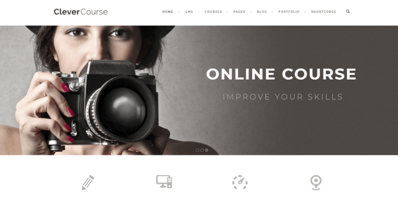 theme clever course