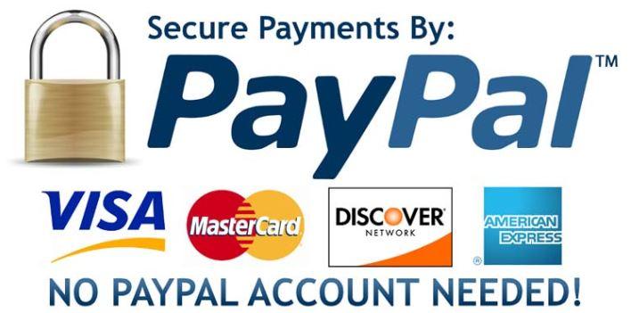 Cổng thanh toán Paypal.