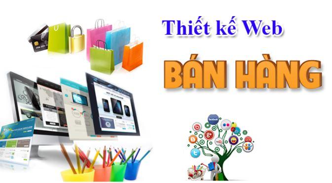 Thiết kế website bán hàng có tính năng thanh toán online.