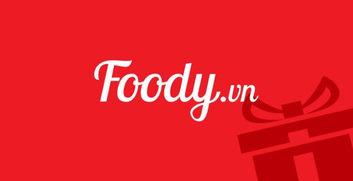 Website bán đồ ăn online Foody