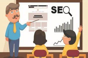 Top 10 khóa học SEO website