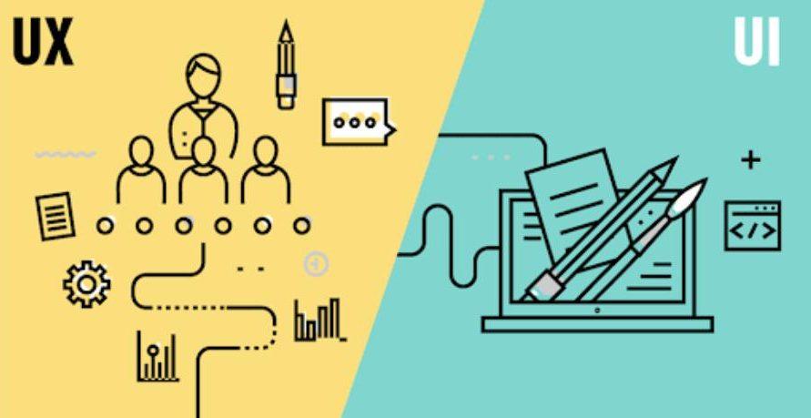 So sánh sự khác biệt giữa công nghệ thiết kế UI/UX