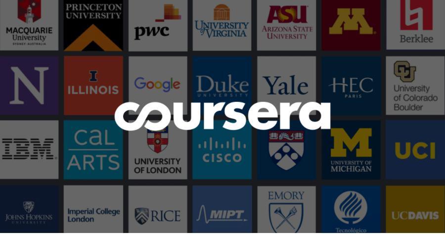 Học lập trình trang web Coursera