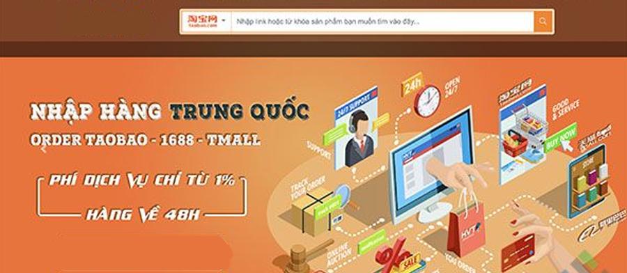 Lợi ích từ việc thiết kế website nhập hàng Trung Quốc?